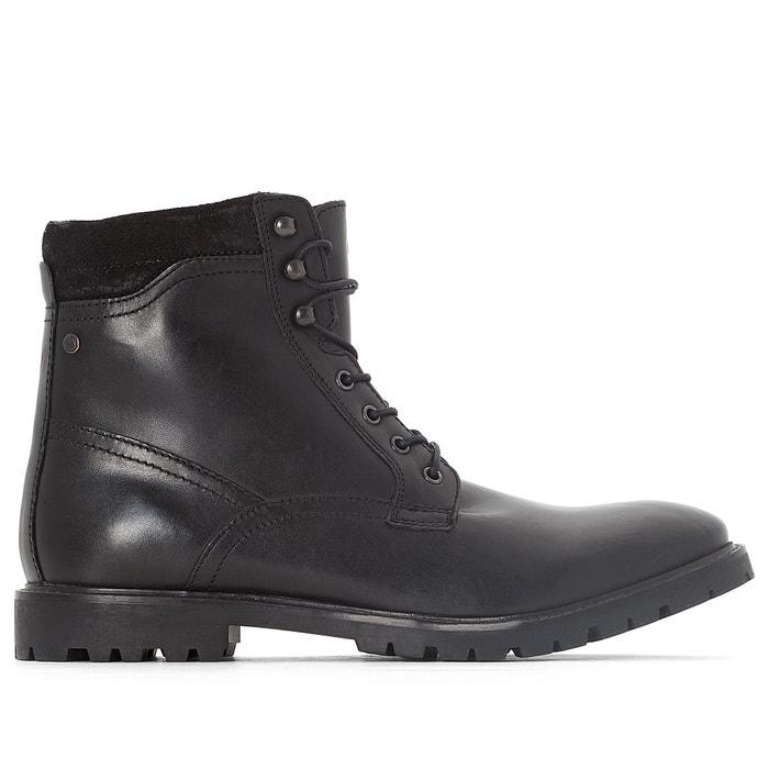 Image Boots cuir YORK BASE LONDON