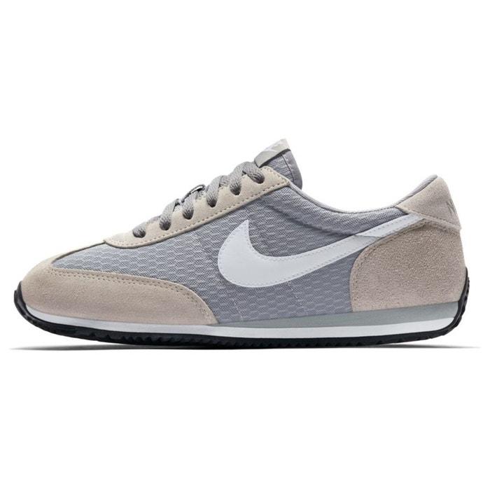 Baskets oceania textile gris Nike