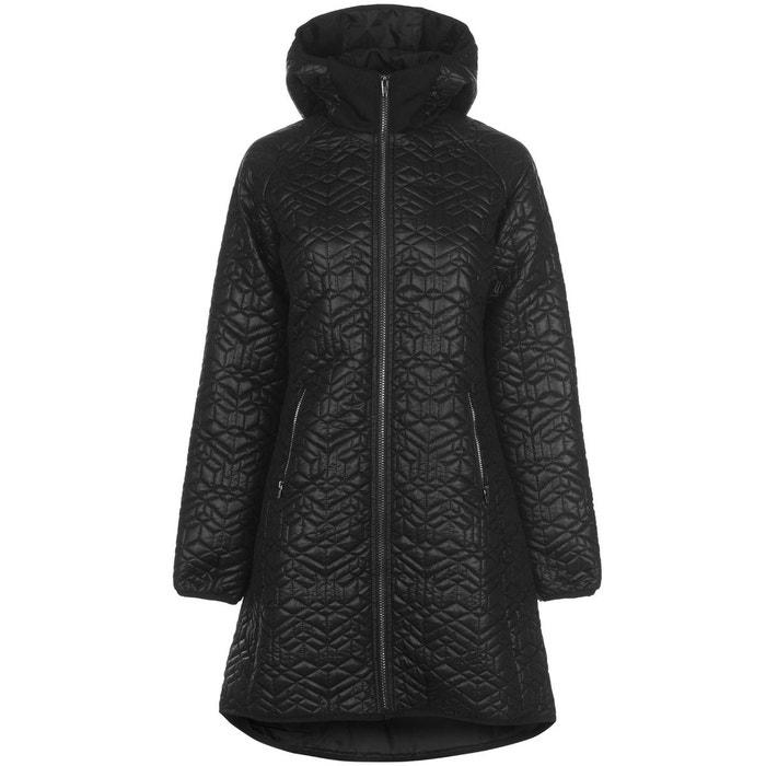 ea16c2640ec72 Veste matelassée manteau long noir wet Usa Pro   La Redoute