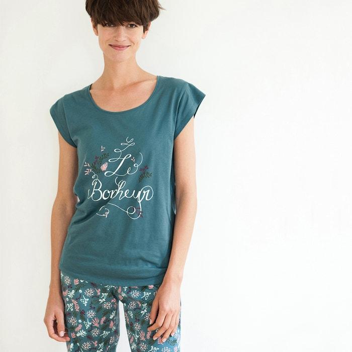Image Pyjama imprimé fleuri La Redoute Collections