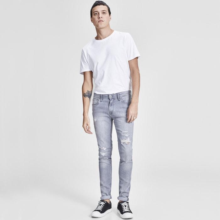 Jeans skinny strappati JJILIAM ORIGINAL AM 708  JACK & JONES image 0