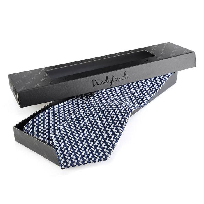 Cravate damas marine dandytouch bleu Dandytouch | La Redoute Pas Cher Vraiment Pas Cher YC4GrTKSV1