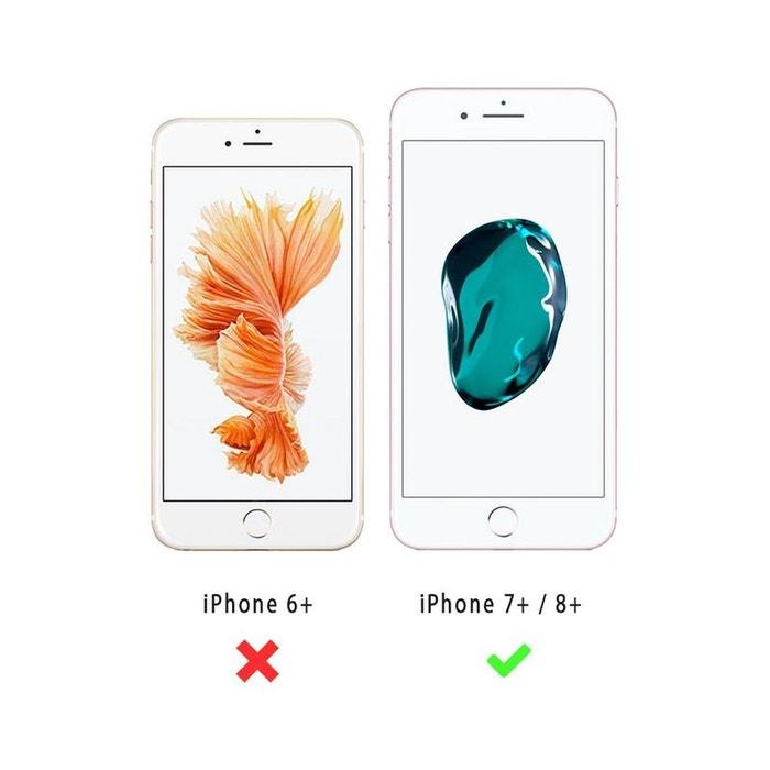 coque iphone 8 plus anti choc joli