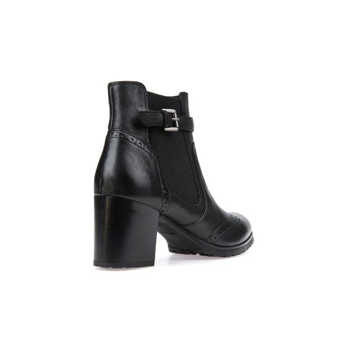 Boots new lise noir Geox
