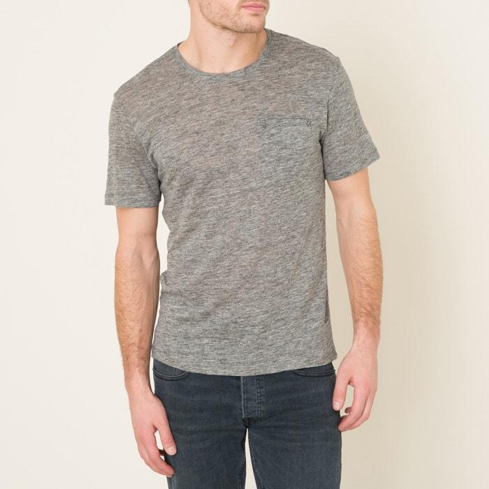 afbeelding T-shirt in linnen THE KOOPLES