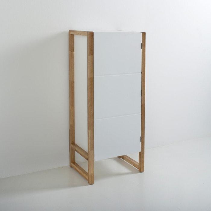 Mueble columna de almacenaje cuarto de ba o compo la for La redoute decoracion