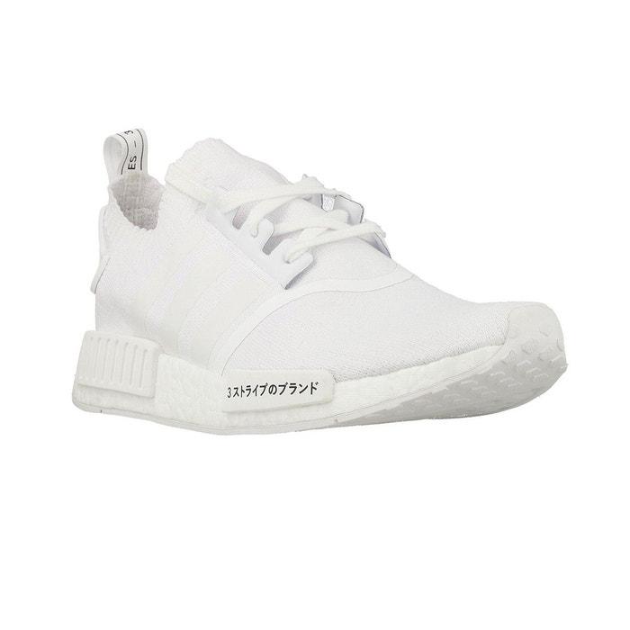 Chaussures adidas nmd_r1 pk japan bz0221 blanc Adidas Originals