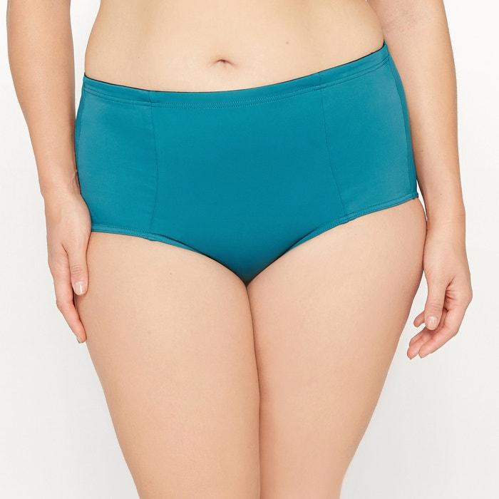 Image Bas de maillot de bain culotte gainante taille haute CASTALUNA