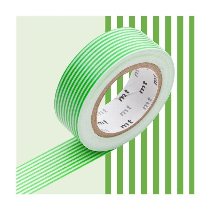 masking tape mt deco ligne verte vert mt masking tape la redoute. Black Bedroom Furniture Sets. Home Design Ideas
