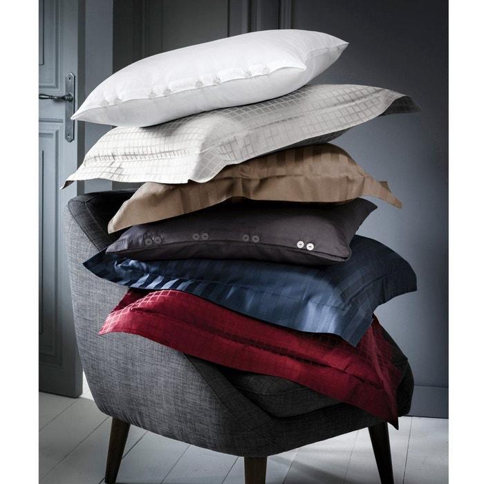 Drap satin de coton la redoute interieurs la redoute - La redoute linge de lit ...
