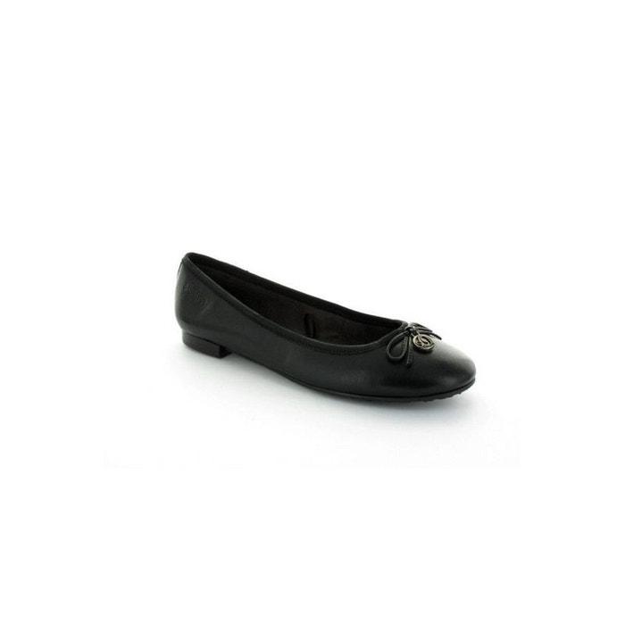 S.Oliver Ballerines Noires  22102 Noire - Chaussures Ballerines Femme