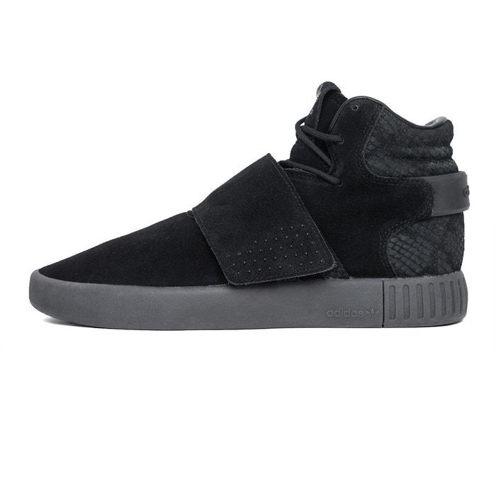 Basket tubular invader strap  noir Adidas Originals  La Redoute