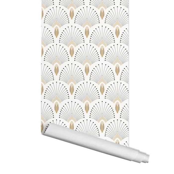 papier peint 1925 papermint la redoute. Black Bedroom Furniture Sets. Home Design Ideas