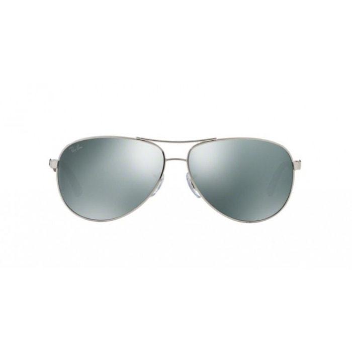 bb2133881408d8 Lunettes de soleil mixte ray ban gris rb 8313 carbon fibre 003 40 58 13 gris  clair Ray-Ban   La Redoute