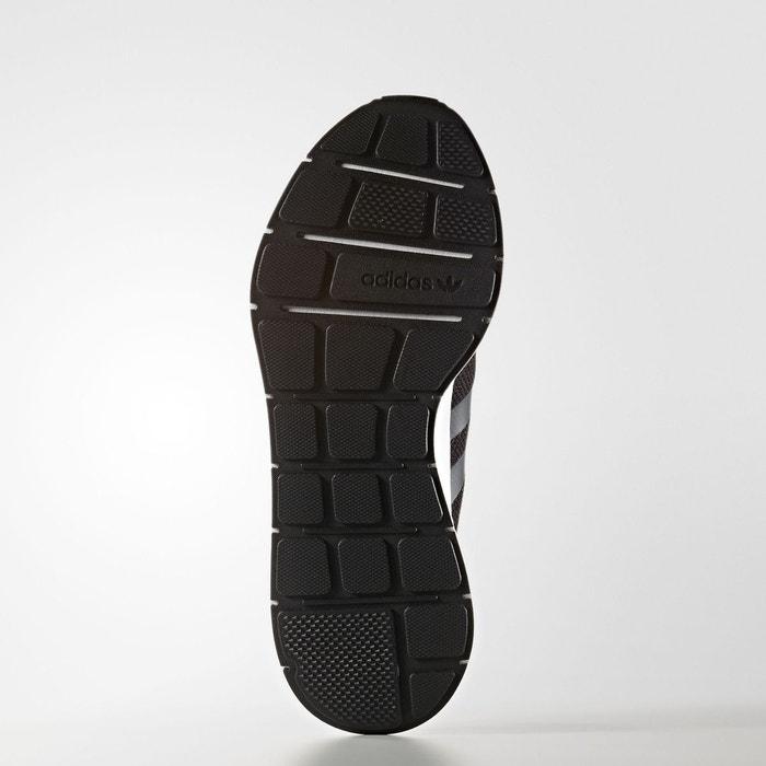 Baskets homme adidas swift run toile homme noir noir Adidas
