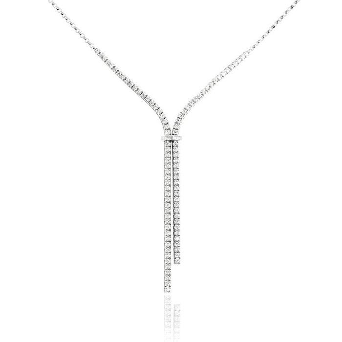 Le Plus Récent Collier or et diamant blanc Histoire D'or | La Redoute La Sortie De Nouveaux Styles 9M84EP