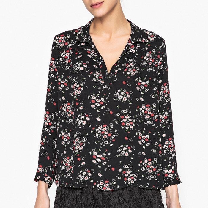 afbeelding Bedrukte blouse BELLA GERARD DAREL