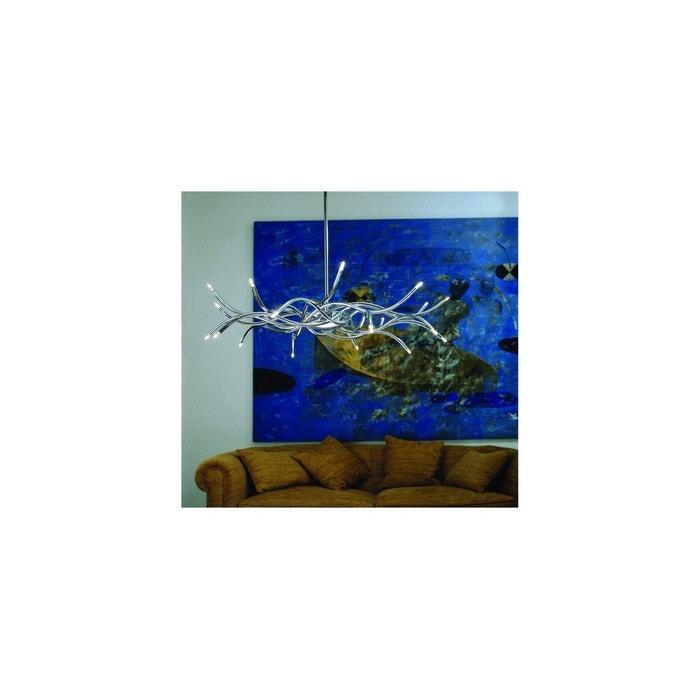 lustre ajustable chrome aire 20l mantra chrome mantra la. Black Bedroom Furniture Sets. Home Design Ideas