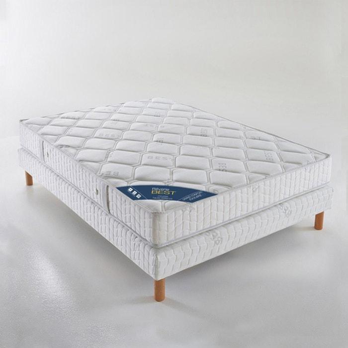 Image Matelas mousse HR, grand confort équilibré, haut. 20 cm REVERIE