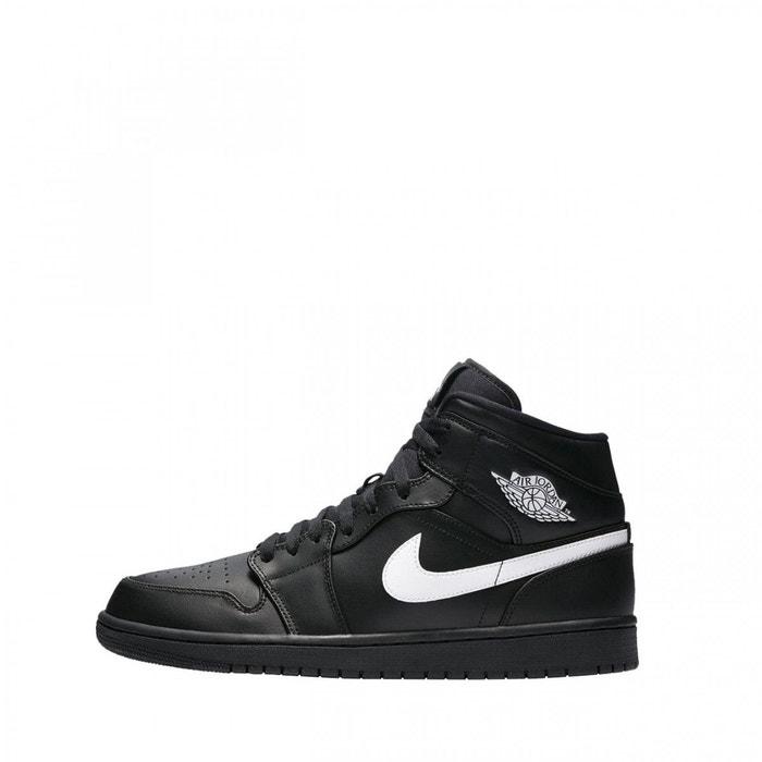 Redoute Jordan 1 Mid Noir Baskets La Nike nYC6vx6qw