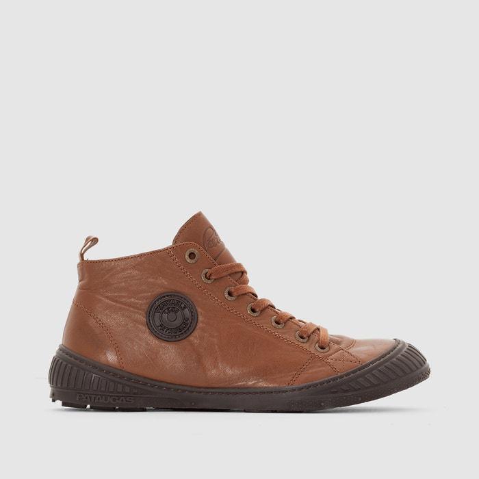 Imagen de Zapatillas deportivas de piel ROCKER/N F4B PATAUGAS