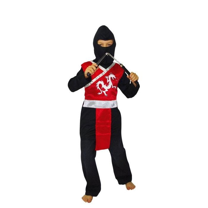Déguisement Ninja : 8/10 ans