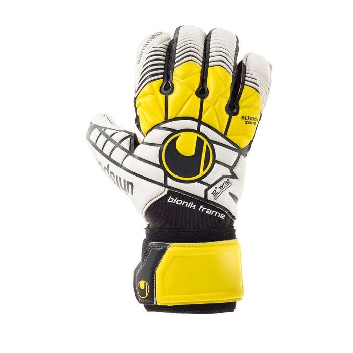 Gants eliminator supersoft bionik noir, jaune, blanc Uhlsport | La Redoute