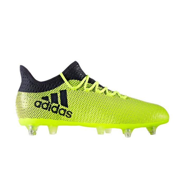 reputable site 4cc64 43aa3 Chaussures football adidas X 17.2 SG Jaune adidas Performance image 0 ...