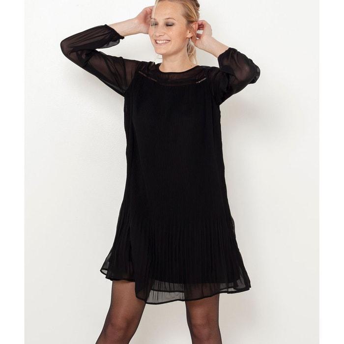 camaieu femme robe noir robe femme noir wxSX6t0 546b7c5cd5c