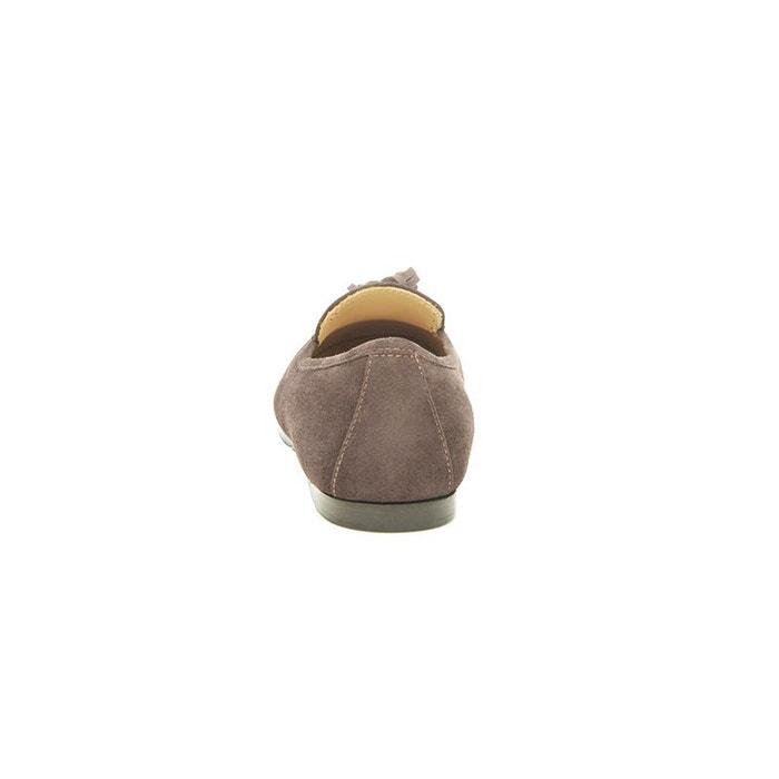 Loafer en velours marron foncé marron foncé Shoepassion Acheter Amazon Pas Cher u3lvqH6s