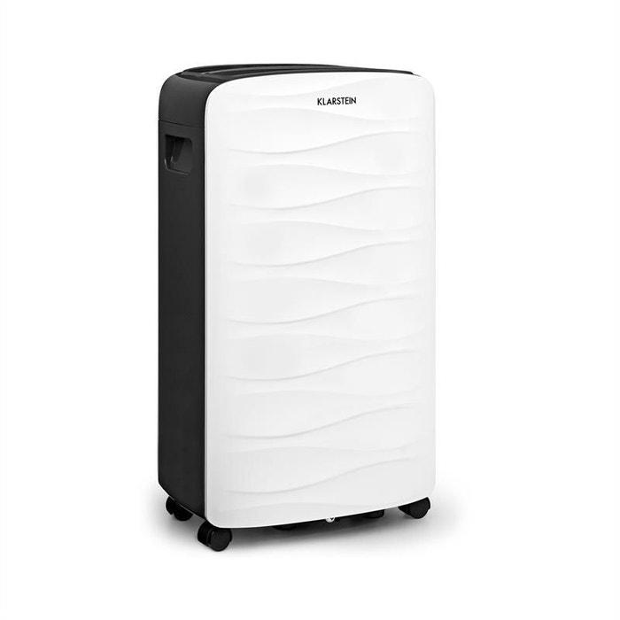 klarstein dryfy 16 d shumidificateur d 39 air compression 16l 24h 255w blanc gris klarstein la. Black Bedroom Furniture Sets. Home Design Ideas