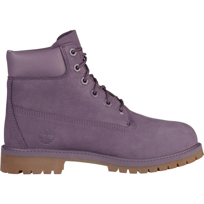 Boots enfant 6 in premium wp montana grap violet Timberland Livraison Gratuite Prix Le Plus Bas Acheter Package De Compte À Rebours Pas Cher Réduction À La Vente uqRMstsJcw