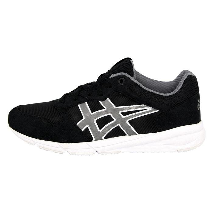 Asics shaw runner chaussures mode sneakers homme gel noir Asics