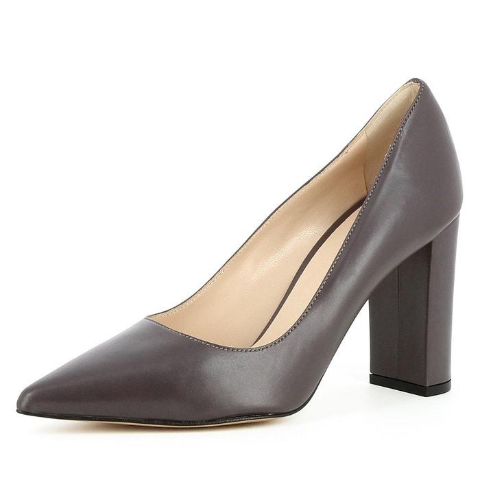 Escarpins femme bronze Evita | La Redoute