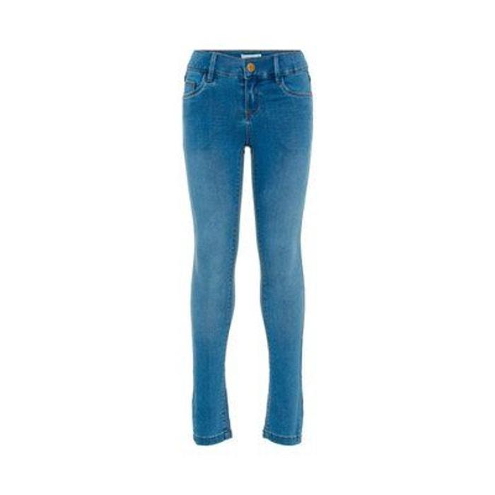 name it jean 5 poches pantalon bébé denim name it | la redoute