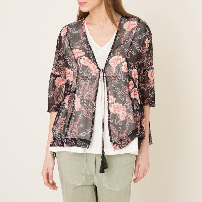 Image Kimono-Style Jacket STELLA FOREST