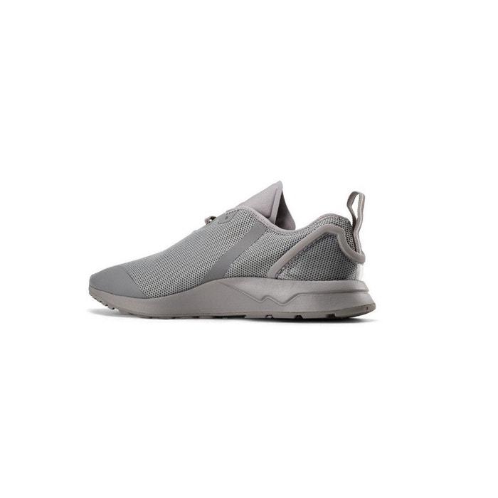 Basket zx flux adv asym  gris Adidas Originals  La Redoute