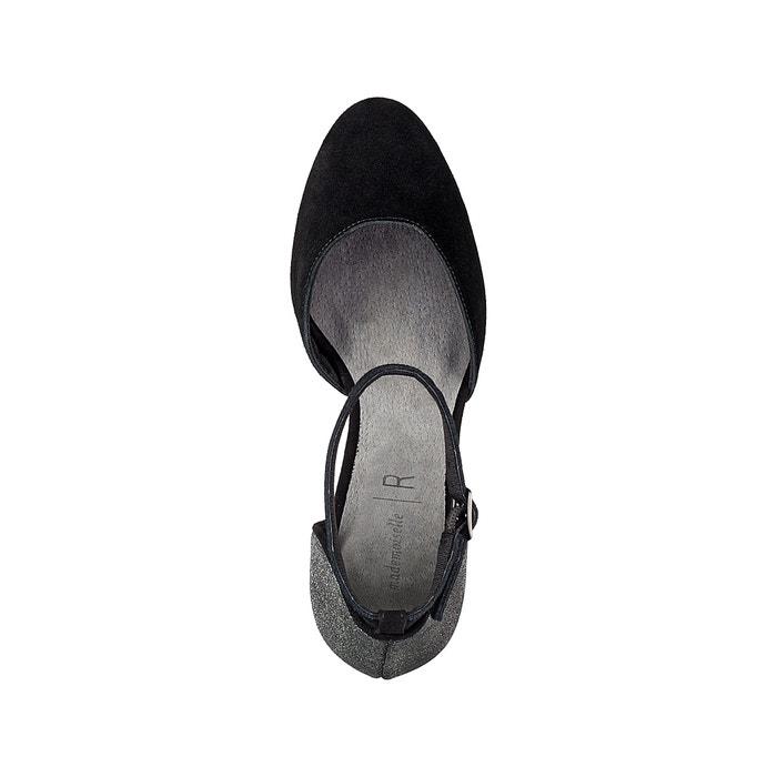 de Zapatos 243;n tac de R irisada piel MADEMOISELLE PFqCXBxy