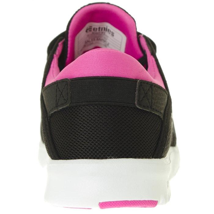 Chaussures femme scout noir Etnies