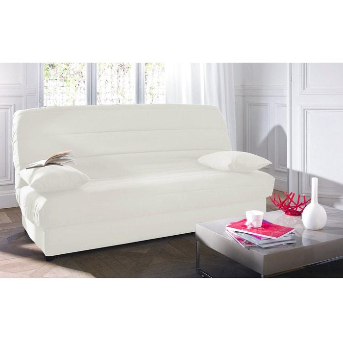 housse bz la redoute good protage matelas pour lit. Black Bedroom Furniture Sets. Home Design Ideas
