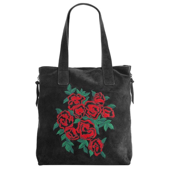 Sac shopping. roses Samantha Look | La Redoute Chaud À Prix Pas Cher Best-seller Prix Pas Cher ll9pRoekL