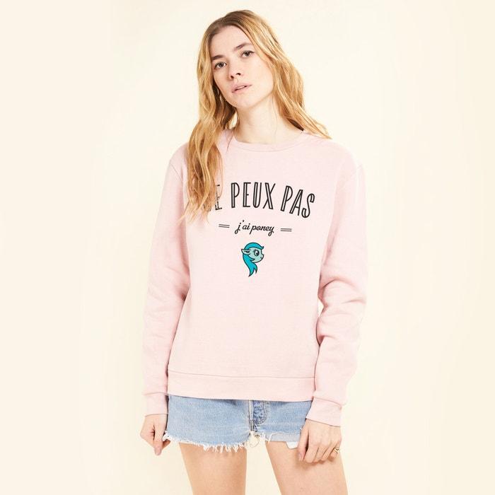 """""""Je Peux Pas J'ai Poney"""" Sweatshirt  RAD image 0"""