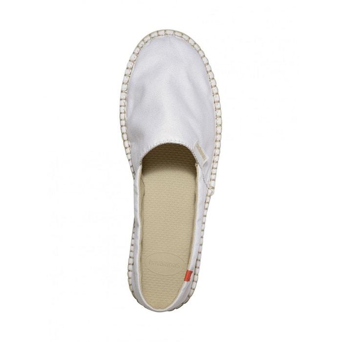 Origine Redoute La Chaussures Espadrilles Uni Havaianas qT11g7