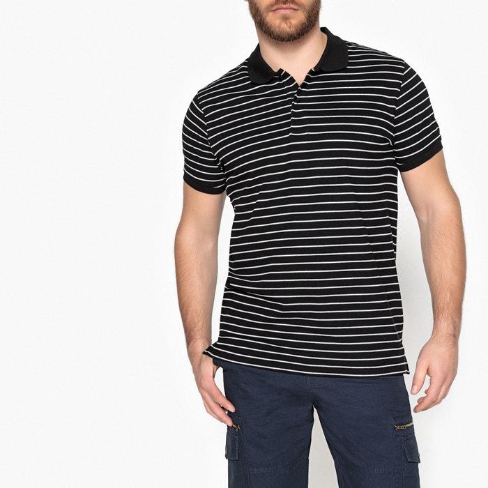 Striped Polo Shirt  CASTALUNA FOR MEN image 0