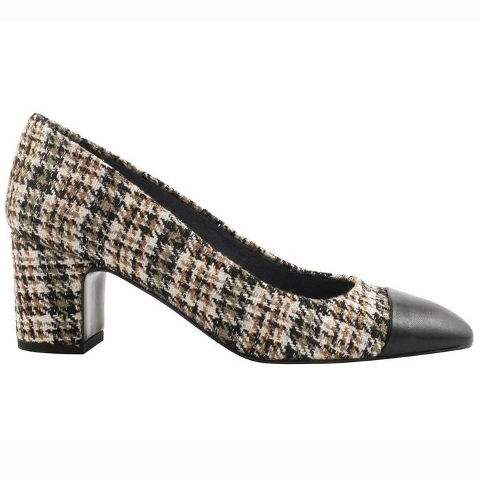 Style De Mode Pas Cher En Ligne 100% Garanti Chaussures à talons dynastie multicolore Exclusif Paris Bas Prix Parfait En Ligne 3MvQ198N