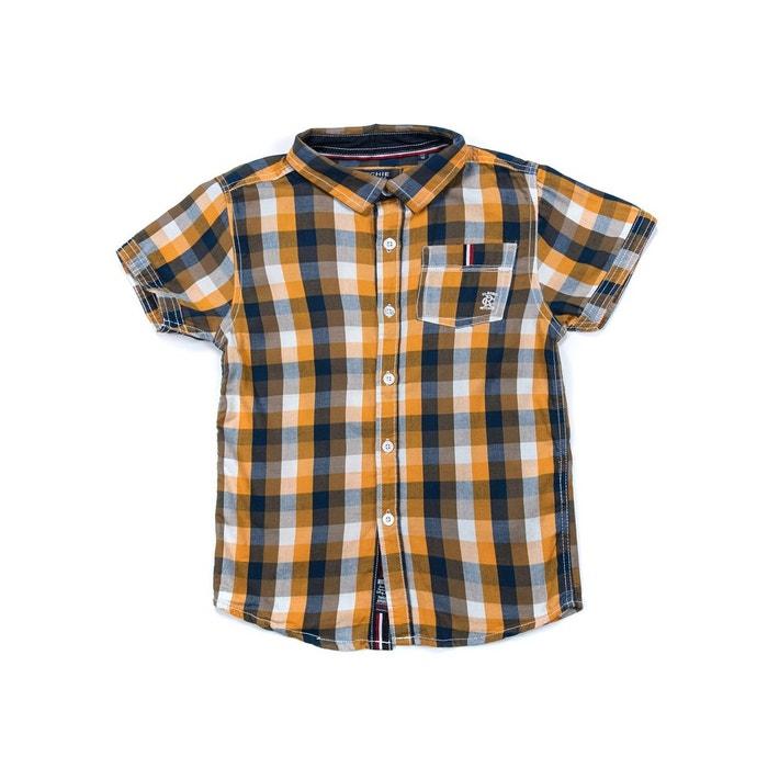 grande remise le prix reste stable belle couleur Chemise Carreaux Dynamo Boy