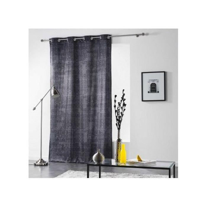 rideau inspirations azulejos home maison la redoute. Black Bedroom Furniture Sets. Home Design Ideas
