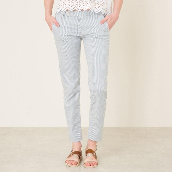 Image Marilyn Slim Fit Trousers TRUE NYC