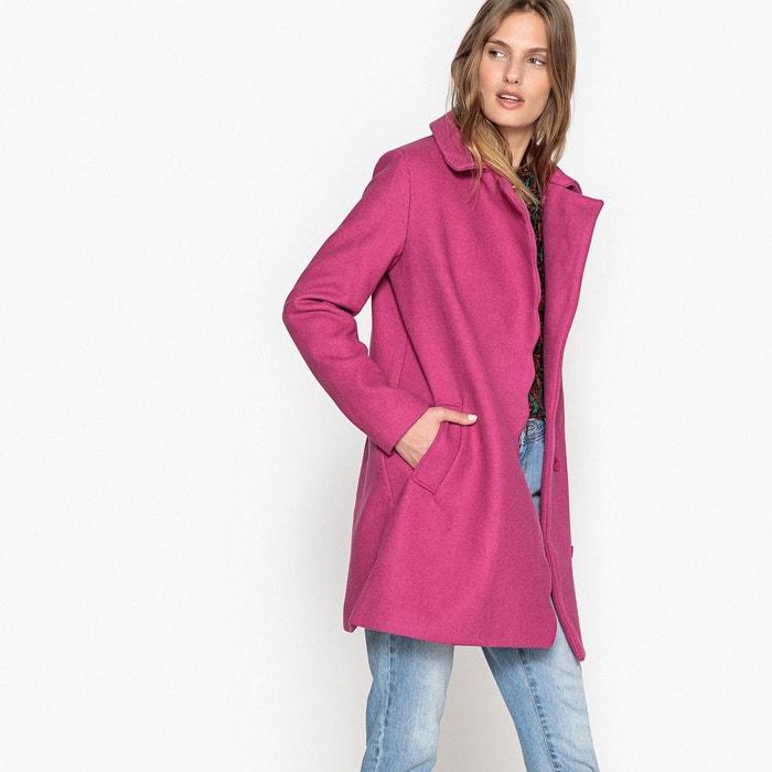 Manteau droit MADEMOISELLE R