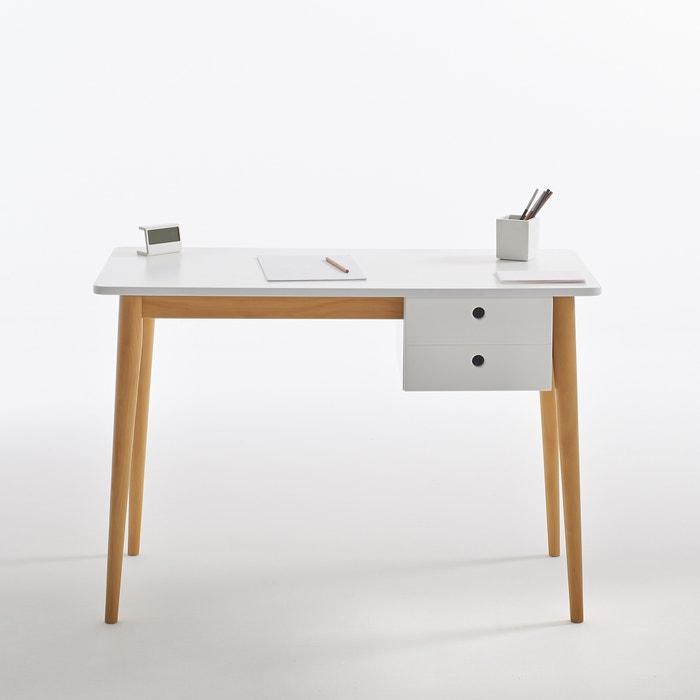 Jimi child 39 s desk white la redoute interieurs la redoute - Bureau d architecte alinea ...
